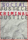 Social Justice/Criminal Justice 9780534545581