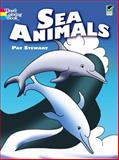 Sea Animals, Pat Stewart, 0486405583