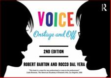 Voice : Onstage and Off, Barton, Robert and dal Vera, Rocco, 0415585589