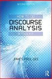 How to Do Discourse Analysis : A Toolkit, James Paul Gee, 0415725585