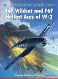 F4F Wildcat and F6F Hellcat Aces of VF-2, Thomas Cleaver, 1472805585