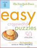 Easy Crossword Puzzles, New York Times Staff, 0312365586