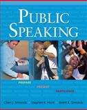 Public Speaking : Prepare, Present, Participate, Simonds, Cheri J. and Simonds, Brent K., 0131945580