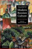 The Cambridge Companion to Modern Russian Culture, , 0521175585
