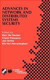 Advances in Network and Distributed Systems Security : IFIP TC11 WG11.4 First Annual Working Conference on Network Security: November 26-27, 2001, Leuven, Belgium, , 0792375580