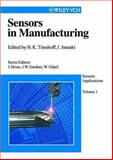Sensors Applications, Sensors in Manufacturing, , 3527295585