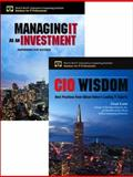 CIO Bundle : Perfect for Leaders in IT Vision and Strategy, Lane, Dean and Moskowitz, Ken, 0131865587