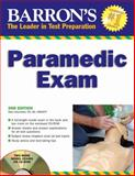Barron's Paramedic Exam, Mark Marchetta, 0764195581