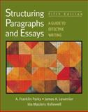 Structuring Paragraphs and Essays 5th Edition