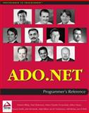ADO.NET Programmer's Reference, Wrox Author Team Staff, 186100558X