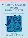 Minority Families in the United States : A Multicultural Perspective, Taylor, Ronald L., 0130165581