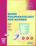 Basic Pharmacology for Nurses, Clayton, Bruce D. and Stock, Yvonne N., 0323035590