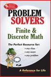 Finite and Discrete Math, Research and Education Association Editors and Lutfiyya, Lutfi A., 0878915591