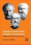 Classical Greek Prose 9781853995590