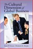 The Cultural Dimension of Global Business, Ferraro, Gary and Briody, Elizabeth, 0205835597