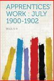 Apprentices' Work, , 1313885592