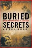 Buried Secrets, Victoria Sanford, 1403965595