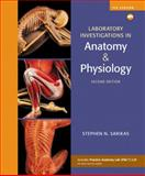 Laboratory Investigations in Anatomy and Physiology, Pig Version, Sarikas, Stephen N., 0321575598