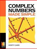 Complex Numbers Made Simple, Carr, Verity, 0750625597