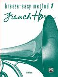 Breeze Easy French Horn, Kinyon, John, 0769225594
