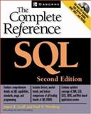 SQL : The Complete Reference, Groff, James R. and Weinberg, Paul N., 0072225599