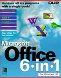Microsoft Office 6-in-1, Que Development Group Staff and Wempen, Faithe, 0789705591