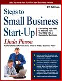 Steps to Small Business Start-Up, Linda Pinson, 0944205593