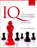 IQ and Human Intelligence, Mackintosh, Nicholas, 0199585598