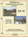 (WCS)Foundations of Chemistry in the Laboratory, Twelfth Edition for Suffolk Community College, , 0470895594