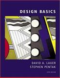 Design Basics, Lauer, David and Pentak, Stephen, 0534625592