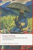 Empire Writing, , 0199555591