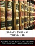 Library Journal, , 1141245590