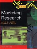 Marketing Research with SPSS 10, Burns, Alvin C. and Bush, Ronald F., 0130705608