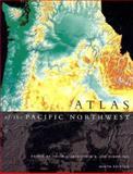 Atlas of the Pacific Northwest, Philip Jackson, 0870715607