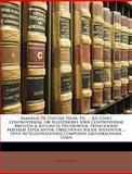 Samuelis de Cocceji, Henr Fil Jus Civile Controversum, Ubi Illustriores Juris Controversiae Breviter and Succincte Deciduntur, Difficiliores Mater, Samuel Cocceji, 1149755601