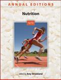 Annual Editions: Nutrition 12/13, Strickland, Amy, 0073515604