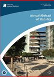 Annual Abstract of Statistics 2008, Office for National Statistics, The, 0230545602