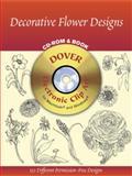 Decorative Flower Designs, Susan Gaber, 0486995607