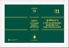 Taber's Cyclopedic Medical Dictionary 9780803615601