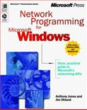 Network Programming for Microsoft Windows, Jones, Anthony, 0735605602
