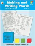 Making and Writing Words, Rasinski, Timothy, 0887245609
