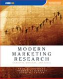 Modern Marketing Research : Concepts, Methods, and Cases, Feinberg, Fred M. and Kinnear, Thomas, 142662560X