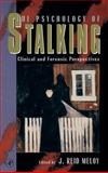 The Psychology of Stalking 9780124905603