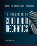 Introduction to Continuum Mechanics, Lai, W. Michael and Krempl, Erhard, 0750685603