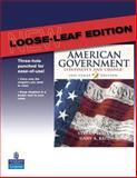 American Government 2006 : Continuity and Change, Sabato, Larry J. and Sabato, Larry, 0321365607