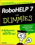 Robohelp 7 for Dummies, James G. Meade, 0764505602