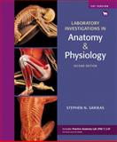 Laboratory Investigations in Anatomy and Physiology, Cat Version, Sarikas, Stephen N., 0321575601