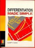 Differentiation Made Simple, Carr, 0750625600