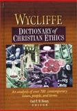 Wycliffe Dicitonary of Christian Ethics, , 1565635604