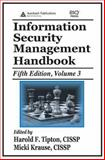 Information Security Management Handbook, , 0849395615